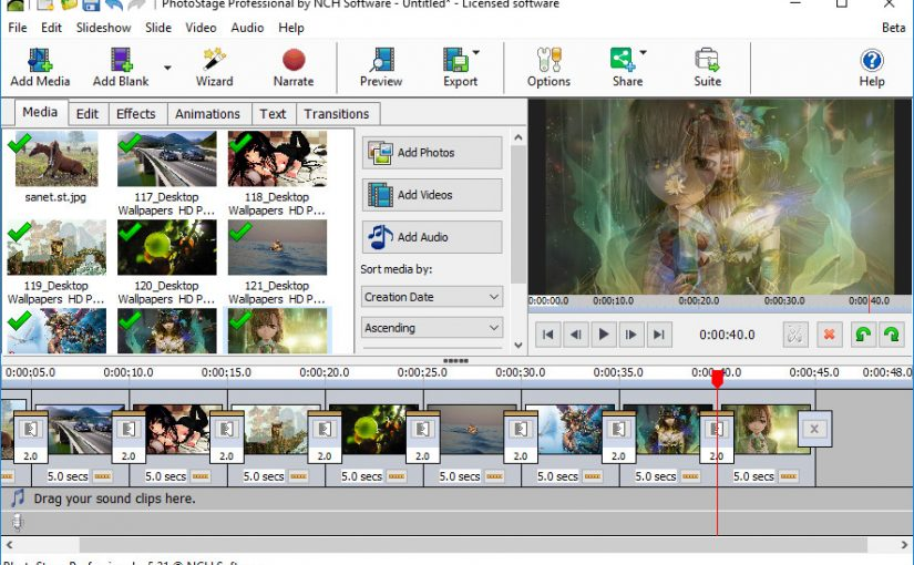 PhotoStage Slideshow 6.06 Software Free Download Full Version 2019