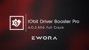 iobit driver booster download with crack