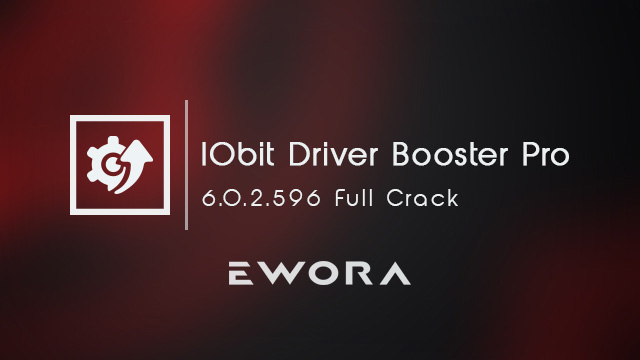 driver booster 6 crack key