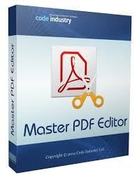 Master PDF Editor 5.4.38 Crack + Registration Code Free [Full] Portable