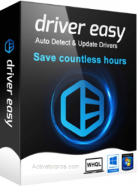 Driver Easy Pro  5.6.15.34863 Full Crack & License Key  2021