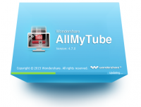 Wondershare AllMyTube 7.4.9.2 Crack With Key Full Version [2019]