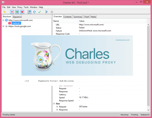 Charles Proxy Cracked Download 100% Working Free 2019 Full Version