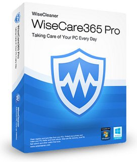 Wise Care 365 PRO  5.4.3 Build 539 Crack With Full Version Download [Portable]