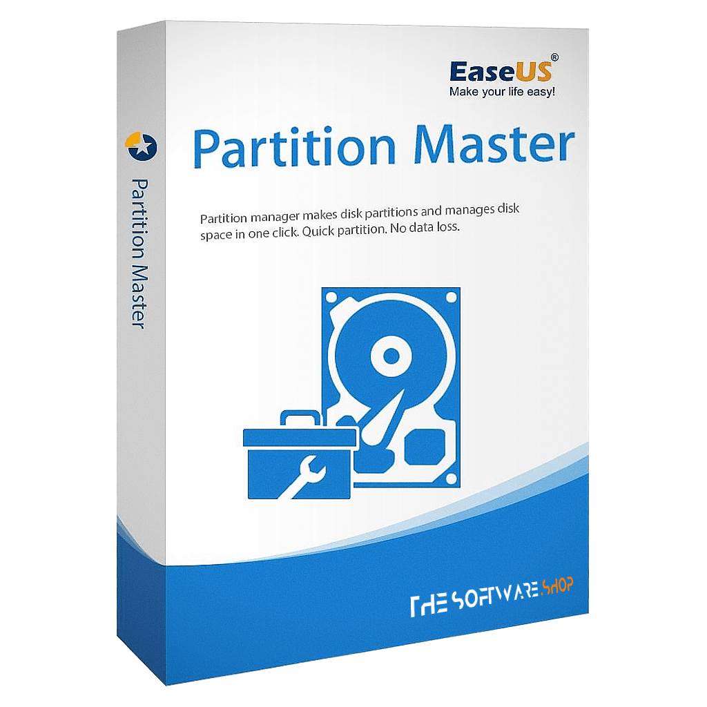 EaseUS Partition Master 13.6 Crack + Licence Key Free 2019 Download